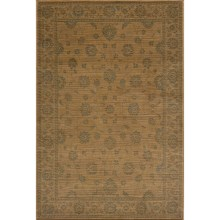 Momeni Belmont Power-Loomed Rug - 2x3', Textured Finish in Beige-Be 02 - Closeouts