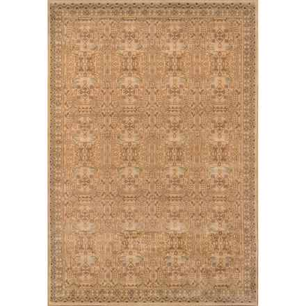 "Momeni Belmont Traditional Area Rug - 3'11""x5'7"" in Ivory - Closeouts"