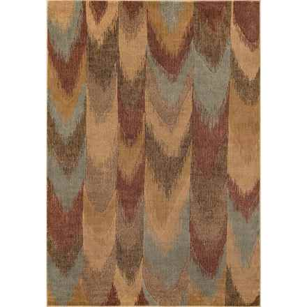 "Momeni Belmont Traditional Area Rug - 3'11""x5'7"" in Red - Closeouts"