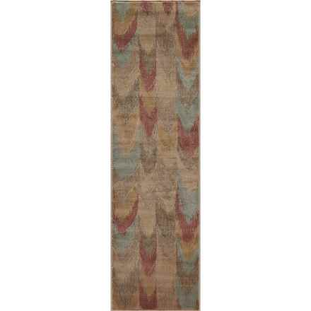 "Momeni Belmont Traditional Floor Runner - 2'3""x7'6"" in Red - Closeouts"