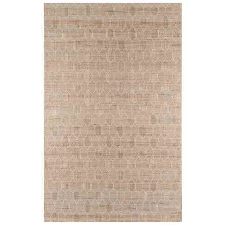 Momeni Bengal Collection Area Rug - 5x8' in Natural - Closeouts