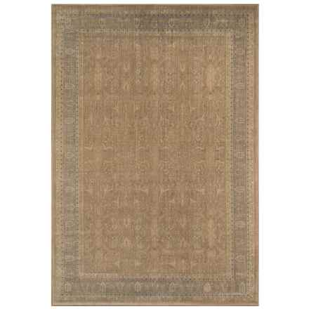 "Momeni Encore Collection Area Rug - 5'3""x7'9"" in Mushroom - Closeouts"