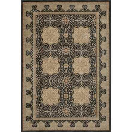 "Momeni Encore Collection Area Rug - 9'3""x12'6"" in Black - Closeouts"