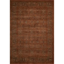 "Momeni Encore Collection Area Rug - 9'3""x12'6"" in Paprika - Closeouts"
