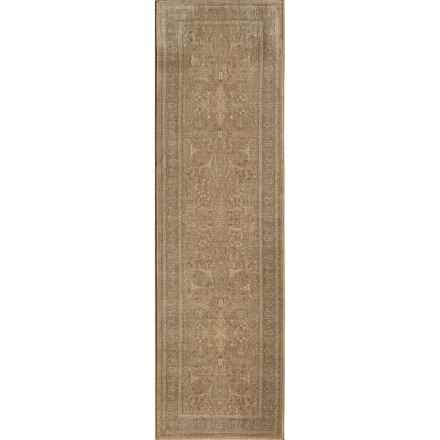 "Momeni Encore Collection Floor Runner - 2'3""x7'8"" in Mushroom - Closeouts"