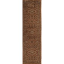 """Momeni Encore Collection Floor Runner - 2'3""""x7'8"""" in Paprika - Closeouts"""