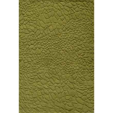 Momeni Gramercy Accent Rug - 2x3', Hand-Loomed Wool in Grass - Closeouts