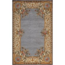 Momeni Harmony Wool Area Rug - 8x11' in Blue - Closeouts