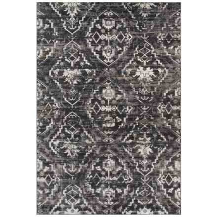 Momeni Juliet Collection Accent Rug - 2x3' in Charcoal - Closeouts