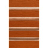 Momeni Maritime Stripe Hand-Hooked Indoor/Outdoor Accent Rug - 8x10'