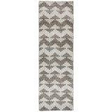 "Momeni Mesa Flat-Weave Natural Wool Floor Runner - 2'3""x8', Reversible"