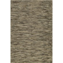 Momeni Mesa Flat-Weave Reversible Natural Wool Area Rug - 8x10' in Heathered Natural - Overstock