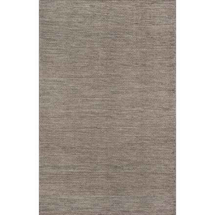 momeni mesa flatweave reversible natural wool area rug 8x10u0027 in natural