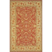 "Momeni Old World Wool Area Rug - 5'3""x8' in Rose - Closeouts"