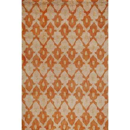 "Momeni Rio Area Rug - 3'6""x5'6"" in Orange - Closeouts"