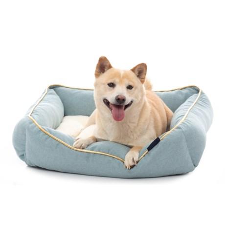 Monaco Square Cuddler Pet Bed - 25x25?