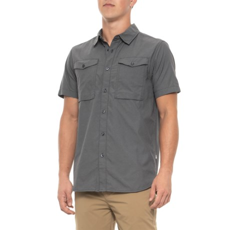 Monanock Utility Shirt - Short Sleeve (For Men)
