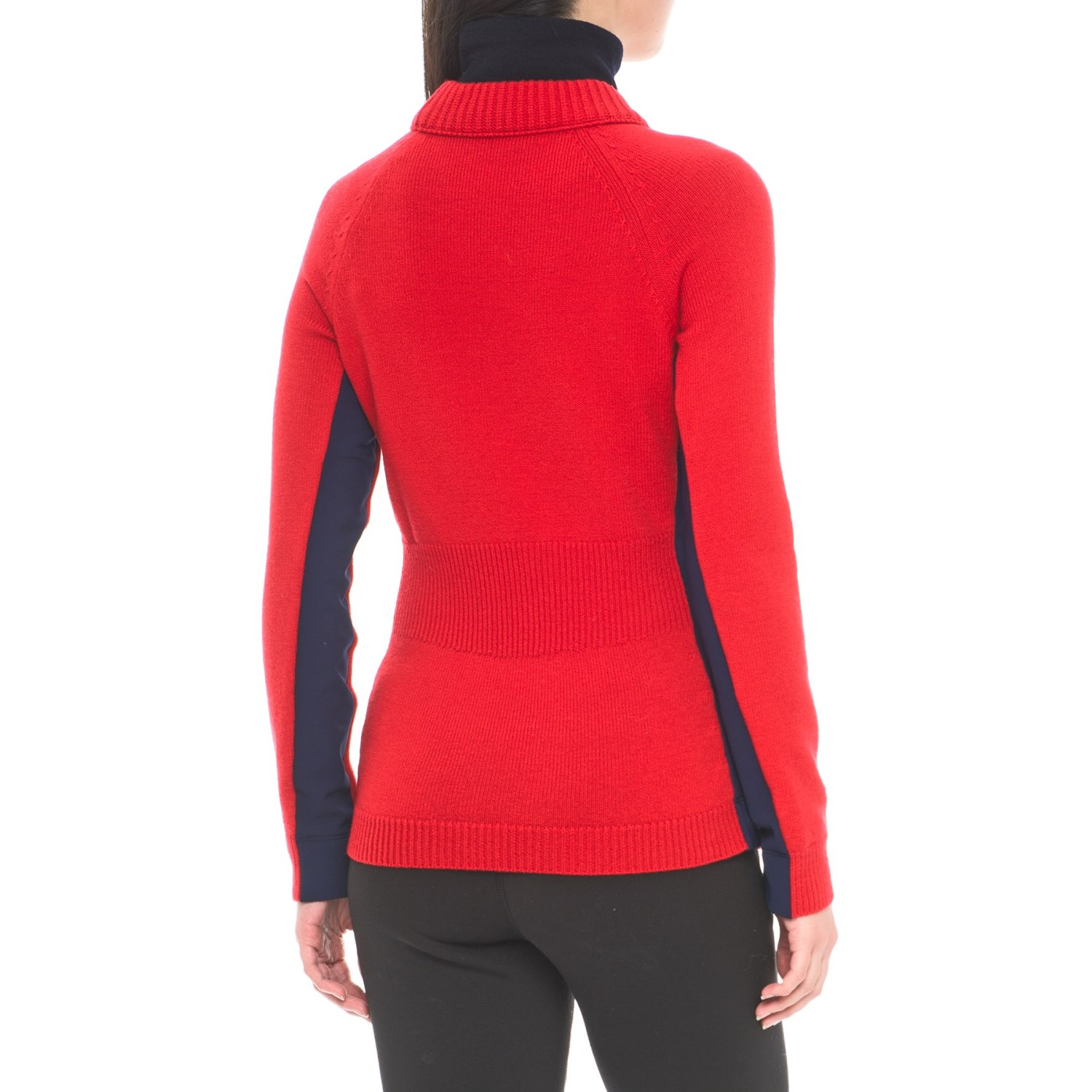 Moncler Grenoble Grenoble Made in Italy Turtleneck Sweater - Wool (For Women)