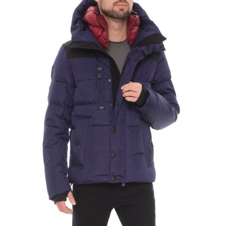 Moncler Grenoble Grenoble Rodenberg Down Ski Jacket (For Men) in Blue/Black
