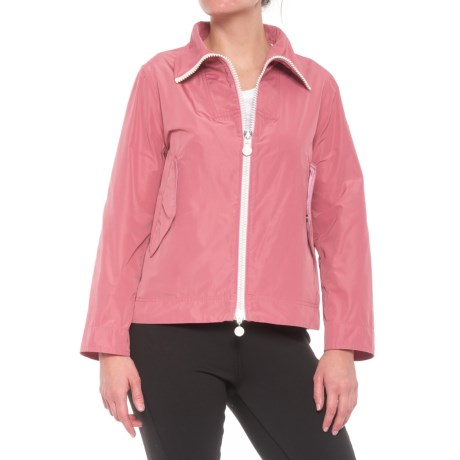 Moncler Marilyn Jacket (For Women) in Pink