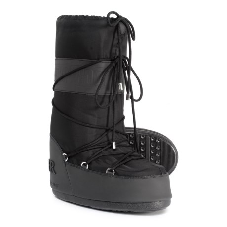 Moncler Moon Boots® Tall Winter Boots (For Men) in Black