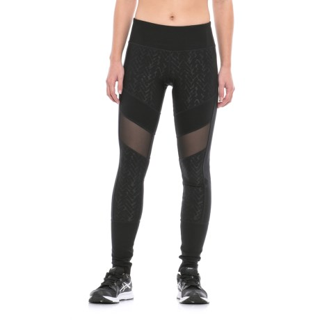 Mondetta Bright High-Performance Pants (For Women) in Black