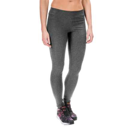 Mondetta Core Leggings (For Women) in Granite Melange - Closeouts
