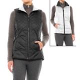Mondetta Reversible Run Vest - Insulated (For Women)