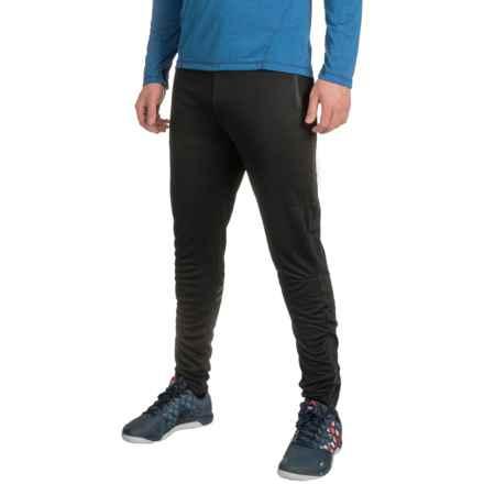 Mondetta Soccer Pants - Slim Fit (For Men) in Black/Black - Closeouts