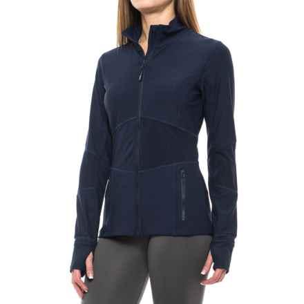 Mondetta Spruce Bishop Collar Jacket (For Women) in Night Sky - Closeouts