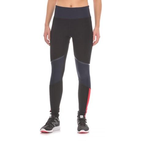 Mondetta Vigor High-Waist Leggings (For Women) in Black