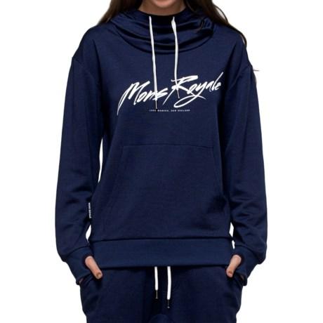Mons Royale Hoodie - Merino Wool (For Women)
