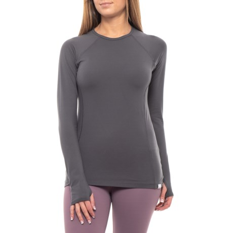 Mont Blanc Base Layer Top - Long Sleeve (For Women)