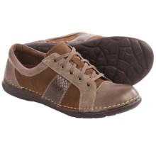 Montana Barrie Leather Shoes (For Women) in Barley Multi - Closeouts
