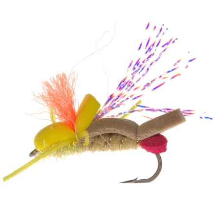 Montana Fly Company Agie's Knobbler Dry Fly - Dozen in Yellow Sally - Closeouts