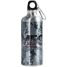 Montana Fly Company Aluminum Water Bottle - 22 fl.oz. in Logo Digi Camo Rainbow - Closeouts