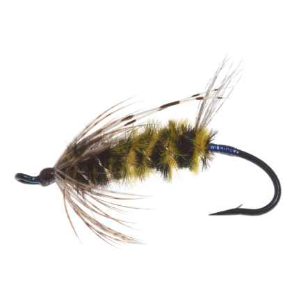 Montana Fly Company Anderson's FFS Salmon Fly - Dozen in Brindle - Closeouts