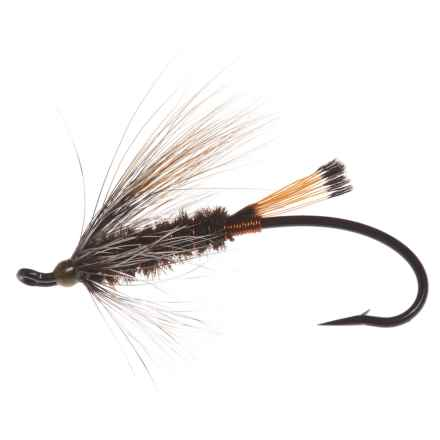 Montana Fly Company Bachmann's Prism Salmon Fly - Dozen in See Photo - Closeouts