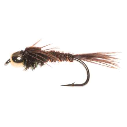 Montana Fly Company Beadhead Pheasant Tail Nymph Fly - Dozen in See Photo - Closeouts