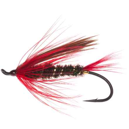 Montana Fly Company Berry's Comeback Steelhead Fly - Dozen in See Photo - Closeouts