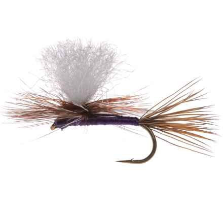 Montana Fly Company Carlson's Haze Poly Wing Dry Fly - Dozen in See Photo - Closeouts