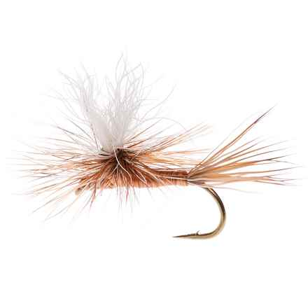 Montana Fly Company Carlson's Purple Haze Dry Fly - Dozen in Copper Haze - Closeouts