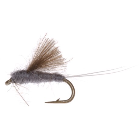 Montana Fly Company CDC RS2 Nymph Fly - Dozen in Grey