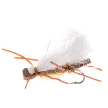 Montana Fly Company Chubby Chernobyl Dry Fly - Dozen in Gold - Closeouts