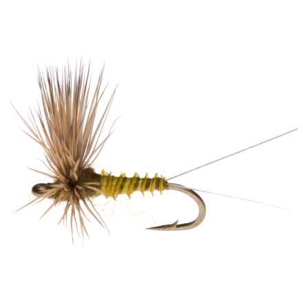 Montana Fly Company Comparadun Dry Fly - Dozen in Bwo - Closeouts
