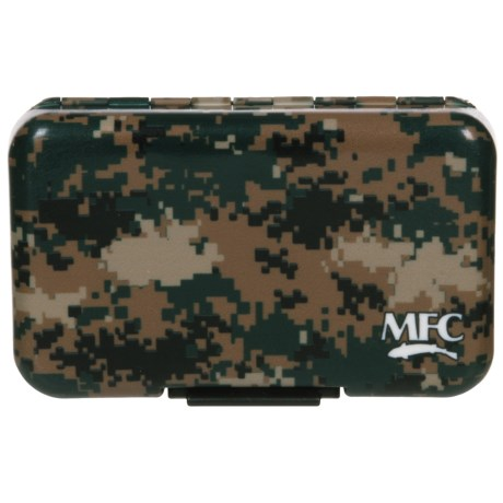 Montana Fly Company Digi Camo Poly Fly Box in Camo
