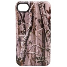 Montana Fly Company Glossy Grip Snap-On Phone Cover - iPhone® 4/4S in Camo - Closeouts