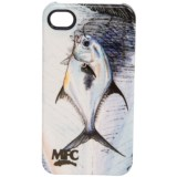 Montana Fly Company Glossy Grip Snap-On Phone Cover - iPhone® 4/4S