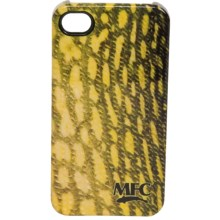 Montana Fly Company Glossy Grip Snap-On Phone Cover - iPhone® 4/4S in Pike Skin - Closeouts