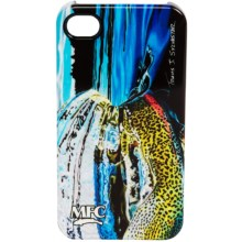 Montana Fly Company Glossy Grip Snap-On Phone Cover - iPhone® 4/4S in Sylvester Whiplash - Closeouts